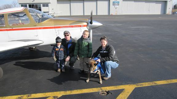 st.-francis-with-foster-family-plane