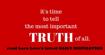 tell the truth www.walkbyfaithminisntry.com