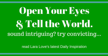 open your eyes and tell the world Matthew 9, www.walkbyfaithministry.com