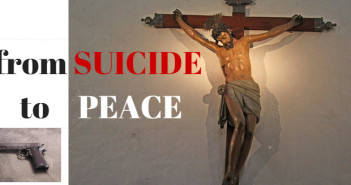 from suicide to peace www.walkbyfaithministry.com