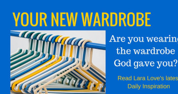 Your New Wardrobe www.walkbyfaithministry.com