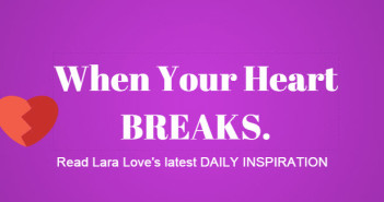 when your heart breaks www.walkbyfaithministry.com