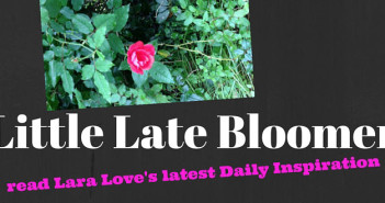 little late bloomer www.walkbyfaithministry.com