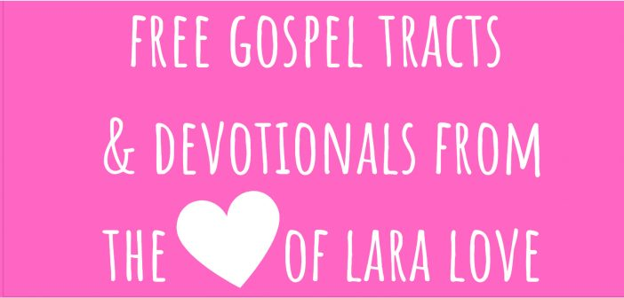 free gospel tracts and devotionals image