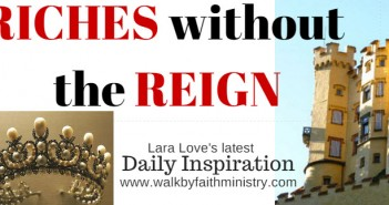 riches without reign