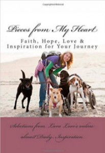 Pieces from My Heart - BOOK COVER