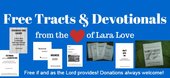 Free Tracts and Devotionals – Slider