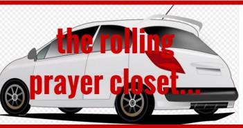 rolling prayer closet