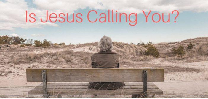 jesus calling you