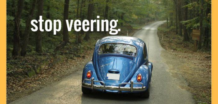 Stop Veering