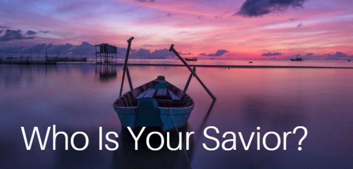 who is your savior