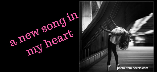 new song in my heart