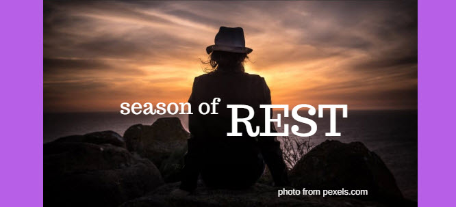 season of rest pexels