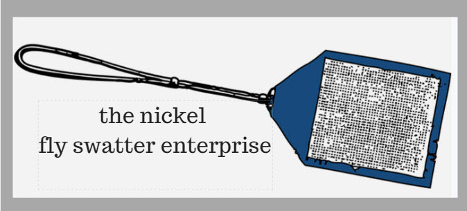 nickel fly swatter enterprise