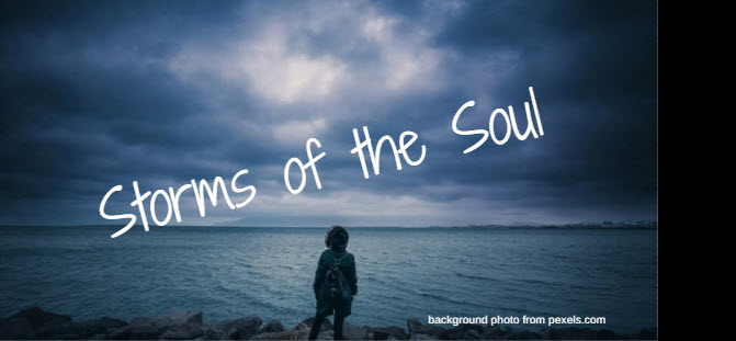 storms of the soul