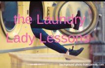 laundry lady lessons