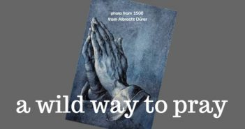 wild way to pray