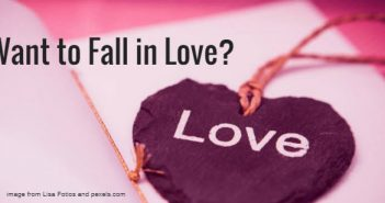 want to fall in love