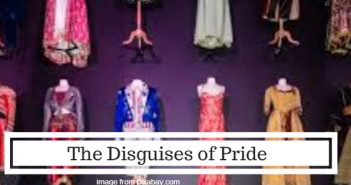 disguises of pride