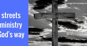 streets ministry god's way