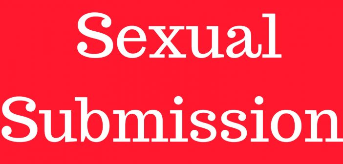 sexual submission