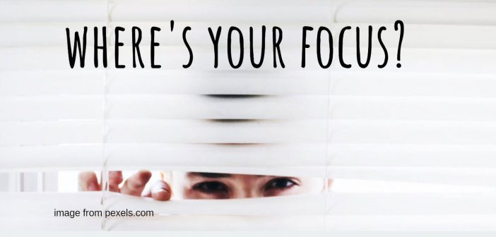 wheres your focus