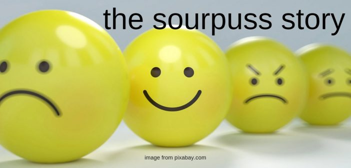 The Sourpuss Story