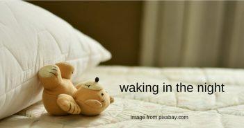 waking in the night